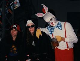 Eddie, Phil & Gerry Halloween