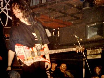Gerry live at Foufounes Électriques