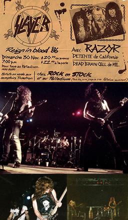 DBC Live at the Palladium with Slayer
