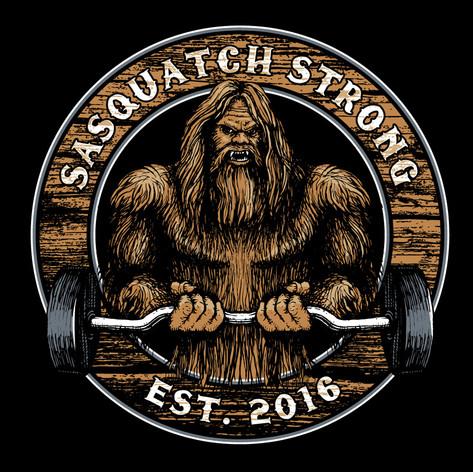 Sasquatch Strong