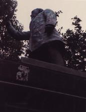 DBC Sticker New York 1986
