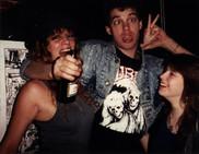 Ursula, Cory and Nathalie