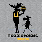 Moose Crossing Guard