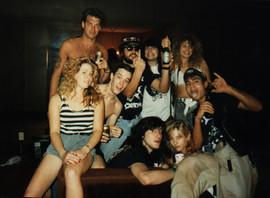 DBC with Friends, Florida January 27, 1990