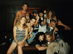 DBC with Friends, Florida January 27, 1990
