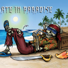 Pirate in Paradise