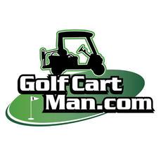 GolfCartMan.com Logo