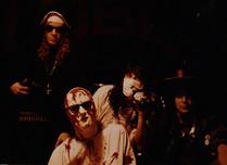 Phil, Gerry, Eddie & Jeff Halloween