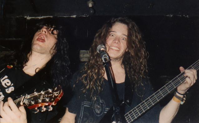 Gery & Phil 1990