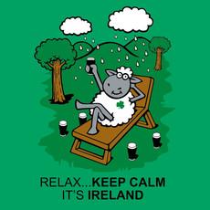Keep Calm it's Ireland