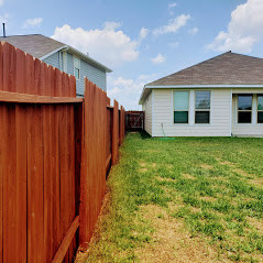 Fence Staining! Porter, Texas.