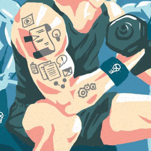 News : Workshop untuk Perkuat Konten Digital