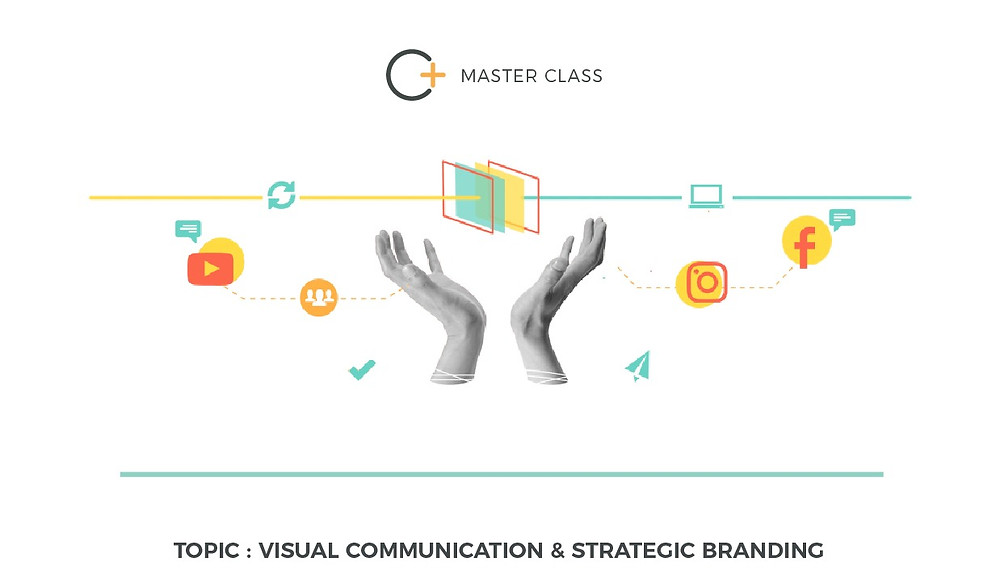 master class visual communication and strategic branding