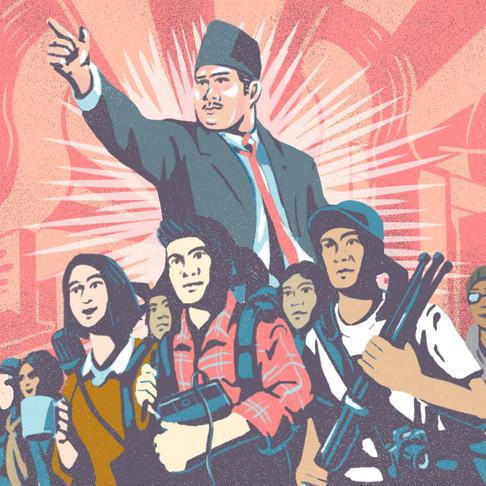 News : Kidi Libatkan Mahasiswa DKV