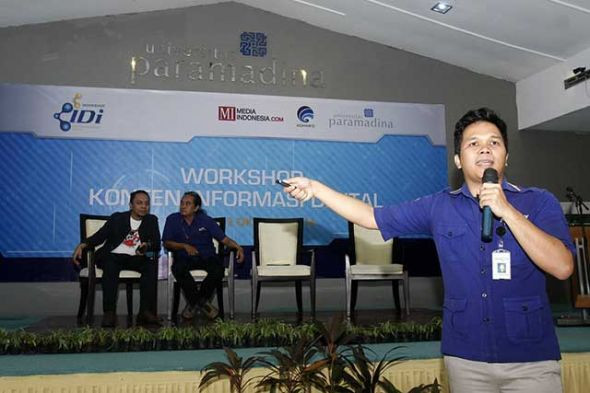 Poligrabs, Media Indonesia dan Metro TV