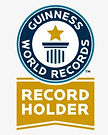 Guiness Book of World Record Logo
