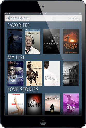 Storymore Audio Streaming App