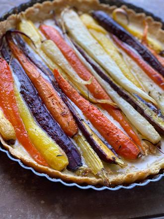 Carrot Tart