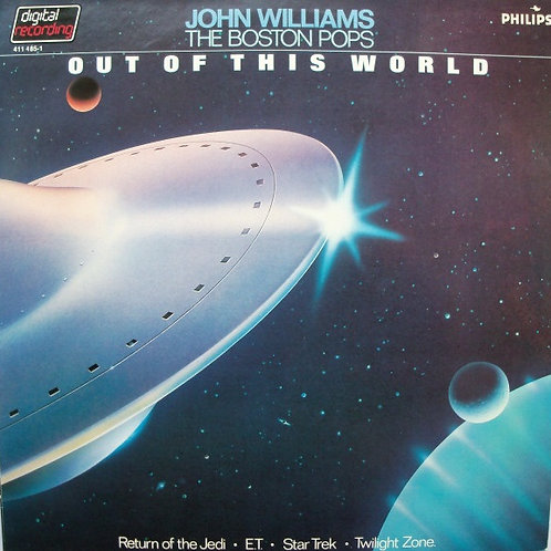 John Williams ‎– Out Of This World