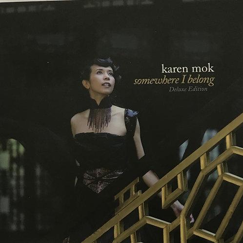 莫文蔚 - Somewhere I Belong (CD+DVD)
