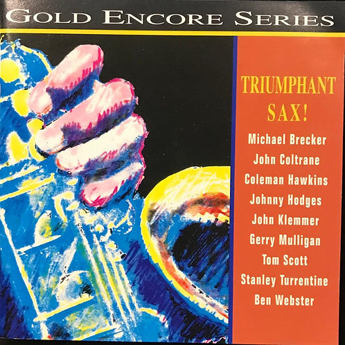 Various – Triumphant Sax!