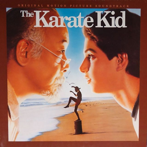 Various ‎– Karate Kid (Original Motion Picture Soundtrack)