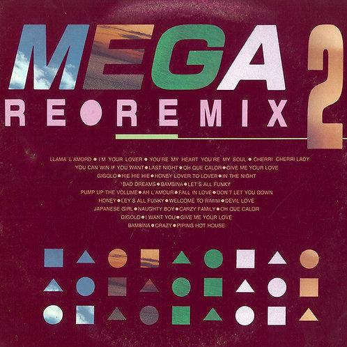 Various – Mega Re-Remix 2