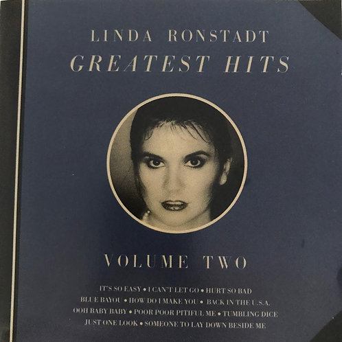 Linda Ronstadt – Greatest Hits Volume Two