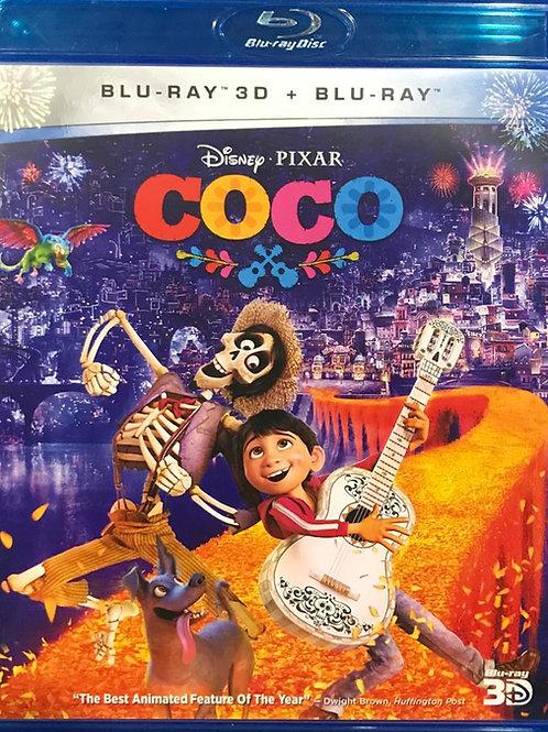 CoCo Blu-Ray 玩轉極樂園