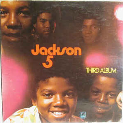 The Jackson 5 ‎– Third Album