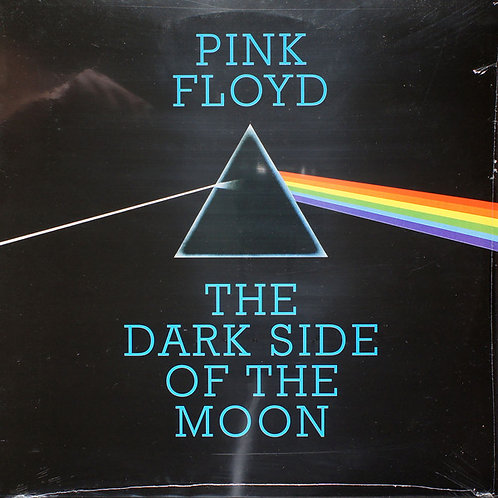 Pink Floyd ‎– The Dark Side Of The Moon(Philippines Version)
