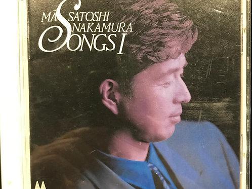中村雅俊  Nakamura Masatoshi- Song I