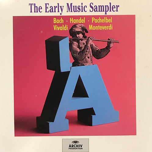 Various ‎– The Early Music Sampler