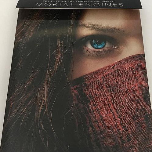 Mortal Engines 移動城市: 致命引擎 4K UHD + Blu-Ray