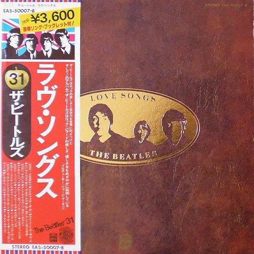 The Beatles – Love Songs(Japan version)