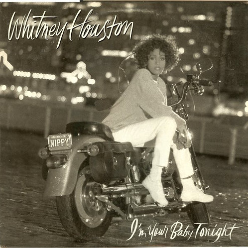 Whitney Houston ‎– I'm Your Baby Tonight