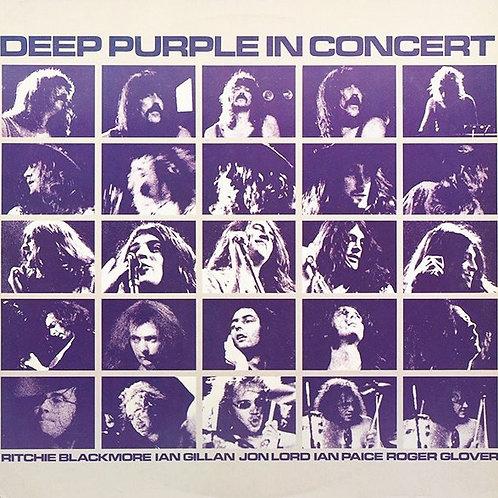 Deep Purple – In Concert(2LP)