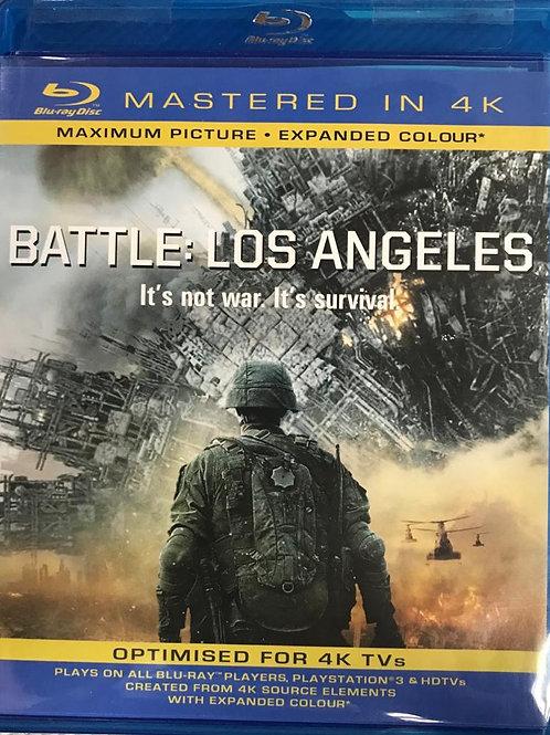Battle: Los Angeles 異形侵略戰 4KBlu-Ray