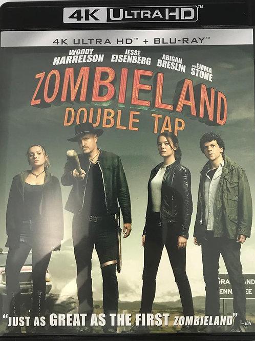 Zombieland: Double Tap 喪屍樂園: 連環屍殺 4K Blu-ray