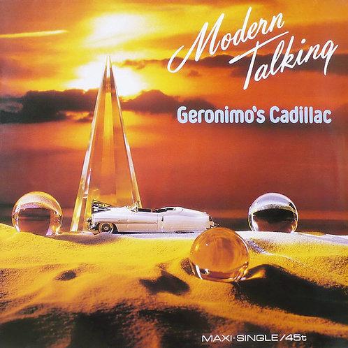 Modern Talking – Geronimo's Cadillac(Maxi-Single/45rpm)