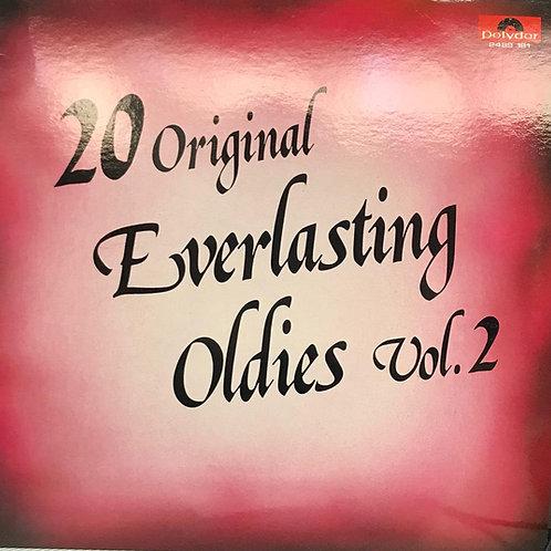 Various –20 Original Everlasting Oldies Vol.2