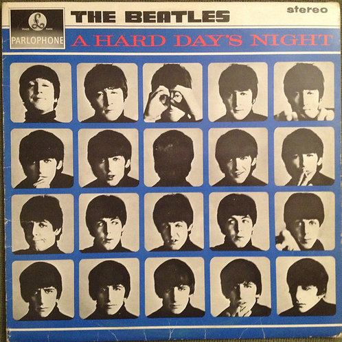 The Beatles – A Hard Day's Night(HK version)