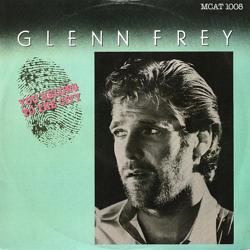 Glenn Frey – You Belong To The City(45RPM)