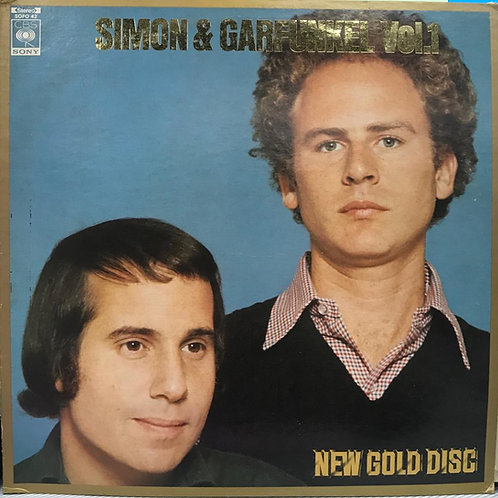 Simon & Garfunkel – Vol. 1: New Gold Disc