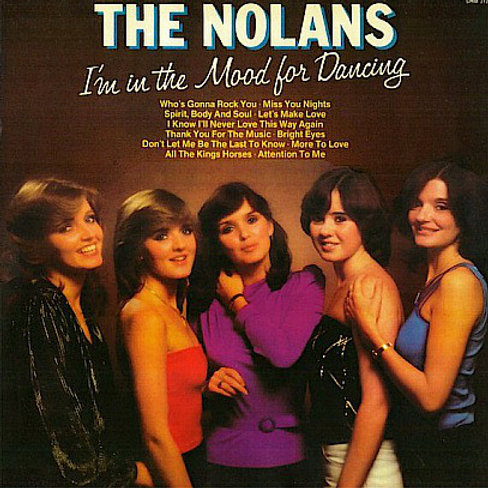 The Nolans ‎– I'm In The Mood For Dancing(MINT)