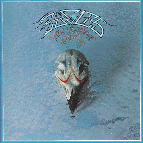 Eagles ‎– Their Greatest Hits 1971-1975(US)