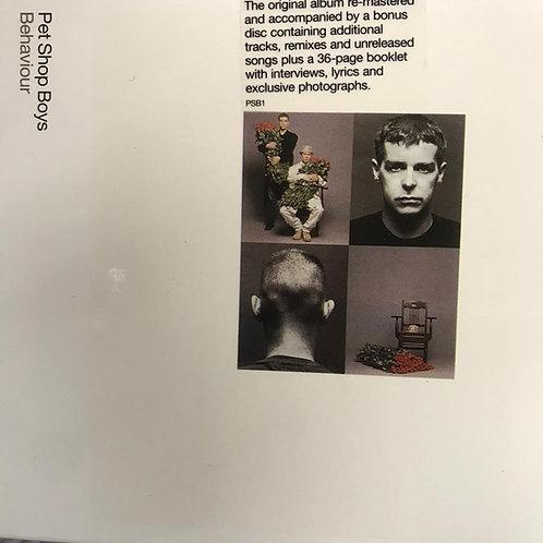 Pet Shop Boys – Behaviour / Further Listening 1990–1991