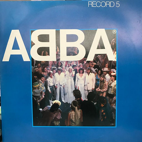 ABBA -The Best Of ABBA ( RECORD 5)
