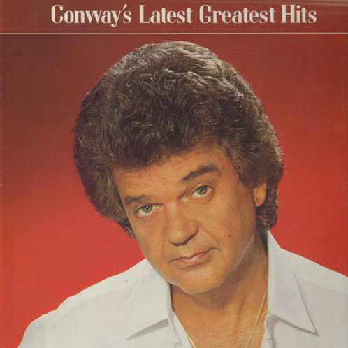 Conway Twitty ‎– Conway´s Latest Greatest Hits(MINT)