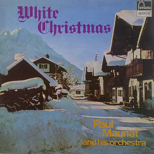 Paul Mauriat And His Orchestra – White Christmas